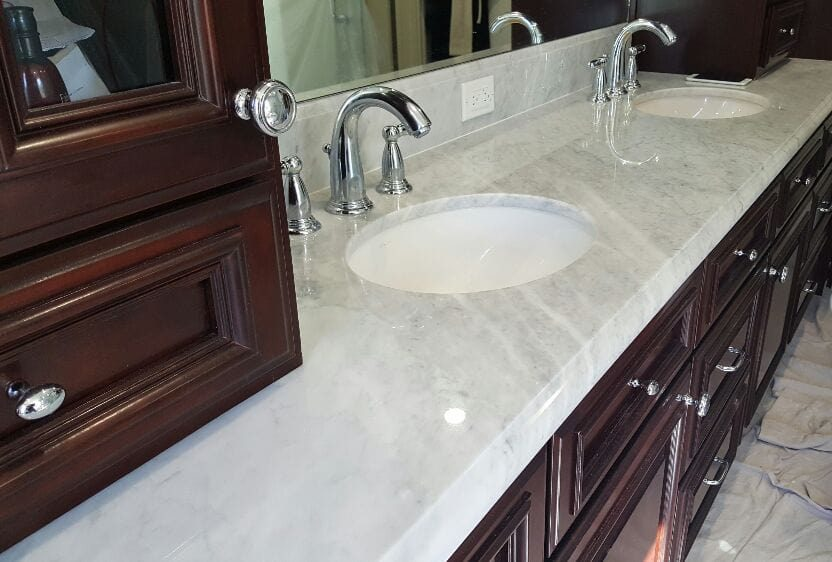 Refinishing Marble Stone Tile Halajian Marble Restoration in Los Angeles